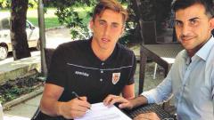 Indosport - Jacopo Viola, Eksi Kiper AC Milan yang sedia gabung Persib Bandung