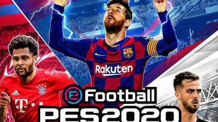 Game pes 2020. - INDOSPORT