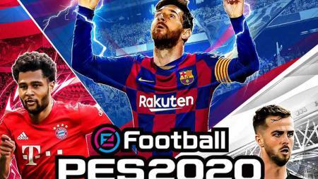 Intro Master League di PES 2020 akan semakin terlihat dengan kondisi di dunia nyata. - INDOSPORT