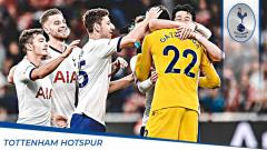 Indosport - Profil Tim Tottenham Hotspur