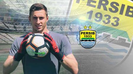 Jacopo Viola, eks Kiper AC Milan yang dirumorkan tengah diincar Persib Bandung. - INDOSPORT