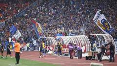 Indosport - Panpel pertandingan Persib, mengimbau suporter Arema FC tidak datang ke Stadion Si Jalak Harupat, Kabupaten Bandung, Selasa (12/11/19) pada pertandingan pekan 28 Shopee Liga 1 2019.