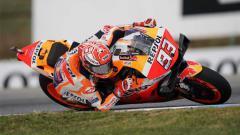 Indosport - Pebalap Repsol Hondal, Marc Marquez, meyakini Fabio Quartararo akan jadi pesaing hebatnya musim depan.