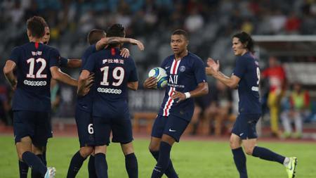 PSG jadi juara Piala Super Prancis 2019 - INDOSPORT