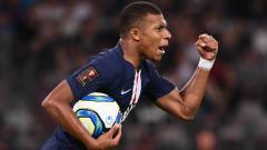 Indosport - Rekrutan anyar Paris Saint-Germain (PSG) memuji perkembangan Kylian Mbappe sebagai pemain.