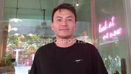 Wijaya 'Wijin' Saputra, mantan pebasket 3X3 andalan Indonesia. - INDOSPORT