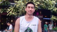 Indosport - Christiano Ronaldo Sitepu, pemain basket andalan Indonesia yang sudah memutuskan untuk gantung sepatu.