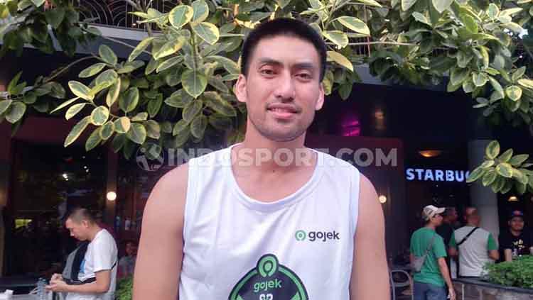 Christian Ronaldo Sitepu, pemain basket andalan Indonesia yang sudah memutuskan untuk gantung sepatu. Copyright: Shintya Maharani/INDOSPORT