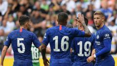 Indosport - Chelsea akan bermain tanpa lima pemainnya saat melawan Burnley di Liga Inggris, Sabtu (26/10/19).