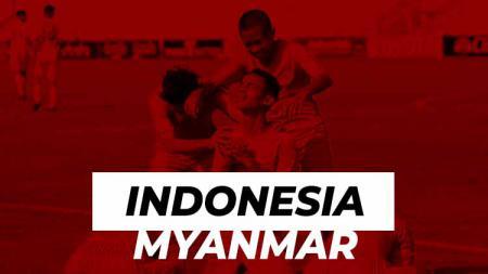 Timnas Indonesia U-15 vs Myanmar di Piala AFF Thailand. - INDOSPORT