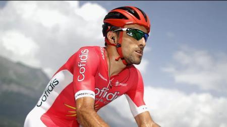 Pembalap Spanyol, Luis Angel Mate - INDOSPORT