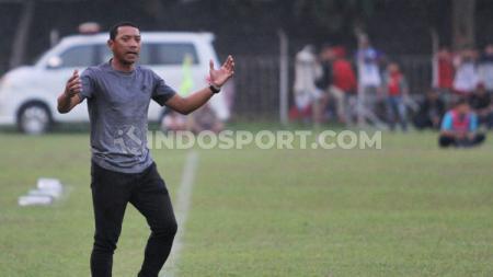 Meski tak lahir dan hidup di Bali, I Putu Gede Swi Santoso tetap memperhatikan perkembangan sepak bola Pulau Bali. - INDOSPORT