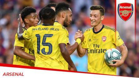 Profil klub Liga Primer Inggris 2019/20: Arsenal, lakukan 'prank' bursa transfer demi meraih gelar juara. - INDOSPORT
