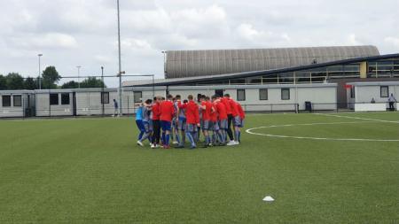 Jack Brown Bersama Lincoln FC U-18 melakukan tour pramusim di Belanda - INDOSPORT