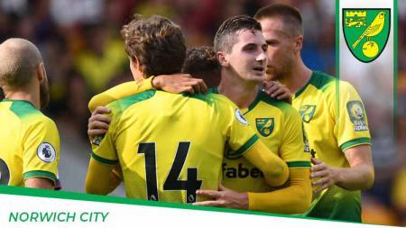 Profil tim Norwich City 2019/20. - INDOSPORT