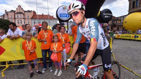 Bjorg Lambrecht, pesepeda asal Belgia yang dikabarkan meninggal dunia - INDOSPORT