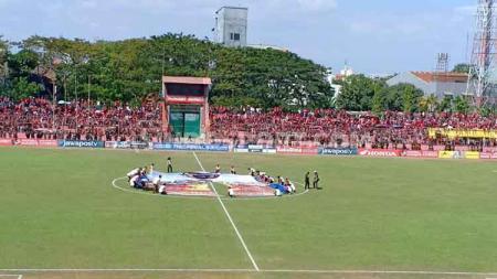 Persiapan jelang laga final Piala Indonesia antara PSM Makassar vs Persija Jakarta - INDOSPORT