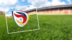 Indosport - INDOSPORT.COM - Berikut jadwal lengkap babak 32 besar kompetisi sepak bola kasta terendah Indonesia, Liga 3 2019 hari ini, Kamis (12/12/2019).