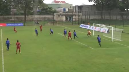 Stadion yang digunakan oleh Vietnam untuk laga Piala AFF U-18. - INDOSPORT
