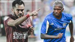 Indosport - Zulham Zamrun samai rekor Emalue Serge. Foto: sportourism.id/koncomacan