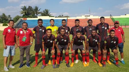 Skuat Persipura Jayapura U-20. - INDOSPORT
