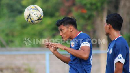 Klub Liga 1, PSM Makassar, kembali akan memperkenalkan dua rekrutan anyarnya dalam waktu dekat. Salah satunya Irsyad Maulana. - INDOSPORT