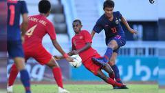 Indosport - Indonesia U-15 vs Thailand U-15
