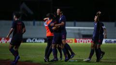 Indosport - Indonesia U-15 vs Thailand U-15.