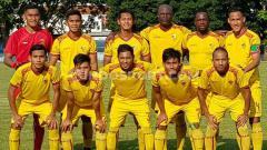 Indosport - Setelah melakoni laga tandang melawan Blitar Bandung United di Stadion Siliwangi, Bandung, Senin (5/8/19), skuat Sriwijaya FC langsung kembali ke Palembang.