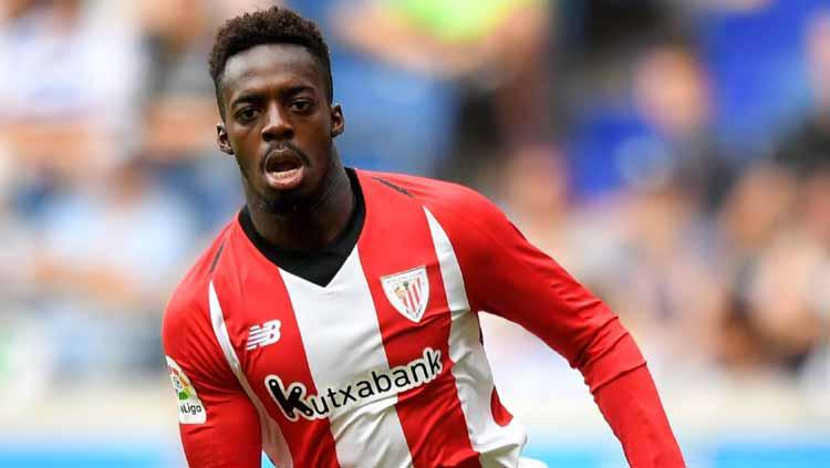 Striker  Athletic Bilbao, Inaki Williams. Copyright: espn.com