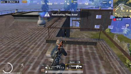 Play Zone di game PUBG Mobile - INDOSPORT