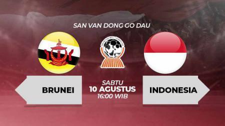 Prediksi Brunei U-18 vs Timnas Indonesia U-18. - INDOSPORT