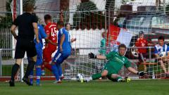 Indosport - Pertandingan uji coba FC Rottach-Egern vs Bayern Munchen yang berakhir dnegan skor 0-23, Jumat (09/08/19).