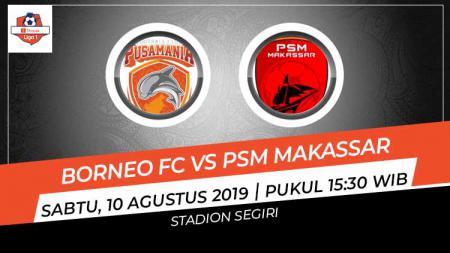Prediksi Borneo FC vs PSM Makassar. - INDOSPORT