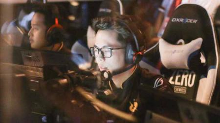 Atlet Esport Indonesia, Benny Moza. - INDOSPORT
