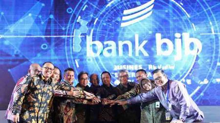 Kinerja positif terus ditunjukkan PT Bank Pembangunan Daerah Jawa Barat dan Banten, Tbk (bank bjb) selama Triwulan II tahun 2019. - INDOSPORT