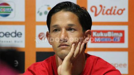 Winger Bali United, Irfan Haarys Bachdim - INDOSPORT