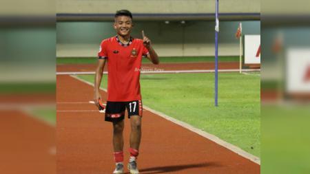 Hakeme Yazid Said, pemain Brunei Darussalam. - INDOSPORT