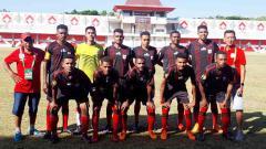 Indosport - Tim Persipura Jayapura U-20  belum tersentuh kekalahan hingga laga keempat Grup C Elite Pro Academy Liga 1 U-20 2019.
