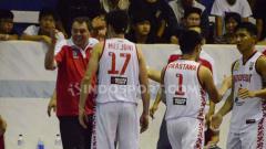 Indosport - Pelatih kepala Timnas Basket Putra Indonesia, Rajko Toroman, memilih 18 pemain untuk mengikuti pelatnas menuju SEA Games 2019.