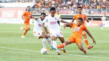 Pertandingan antara PSM Makassar vs Borneo FC, Sabtu (10/08/19). Foto: Media PSM Makassar - INDOSPORT