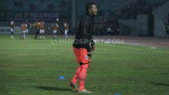Indosport - Penjaga gawang PSIS Semarang, Joko Ribowo mengaku tengah menunggu kejelasan posisinya sebagai pemain di Laskar Mahesa Jenar menjelang kompetisi Liga 1 2021.