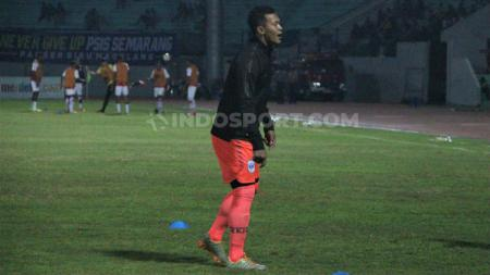 PSIS Semarang resmi mempertahankan dua kipernya yakni Joko Ribowo dan Jandia Eka Putra untuk mengarungi kompetisi Liga 1 2020. - INDOSPORT