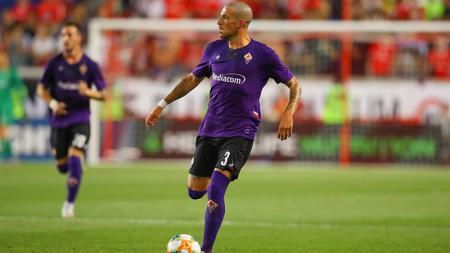 Cristiano Biraghi, eks bek Fiorentina yang kembali ke Inter Milan. Rich Graessle/Icon Sportswire via Getty Images. - INDOSPORT