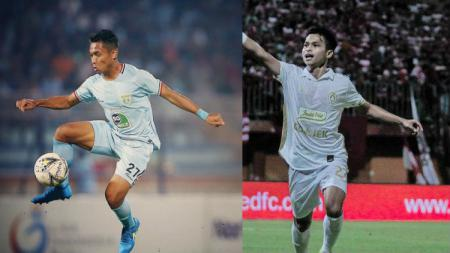Bintang Muda Liga 1 yang Mendadak Bersinar, Sugeng Efendi dan Irkham Milla. - INDOSPORT