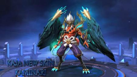 Kaja hero dengan role Fighter/Support di Mobile Legends - INDOSPORT