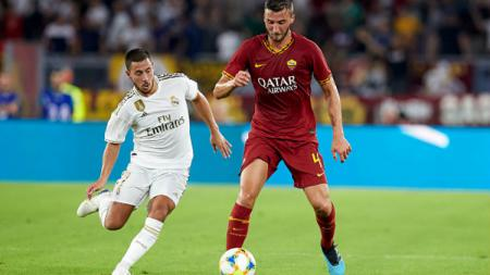Eden Hazard dipastikan absen pada laga perdana Real Madrid setelah harus dibekap cedera otot paha - INDOSPORT