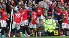 Indosport - Prediksi pertandingan Liga Inggris pekan ke-24 antara Manchester United vs Burnley.