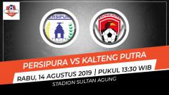 Indosport - Prediksi Persipura Jayapura vs Kalteng Putra di Liga 1 2019.