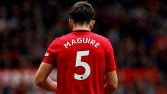 Indosport - Harry Maguire di laga Manchester United vs Chelsea